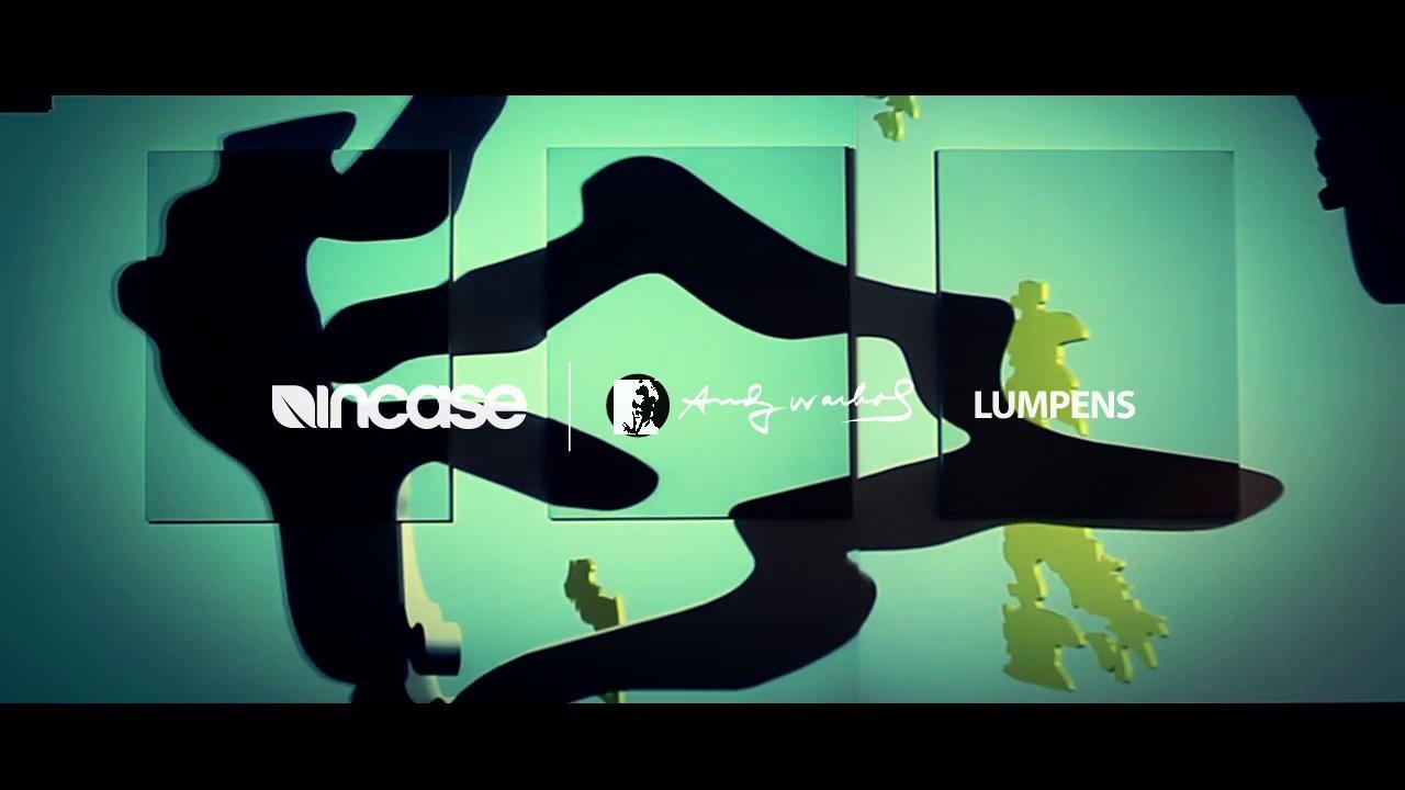 INCASE+ANDYWARHOL+LUMPENS