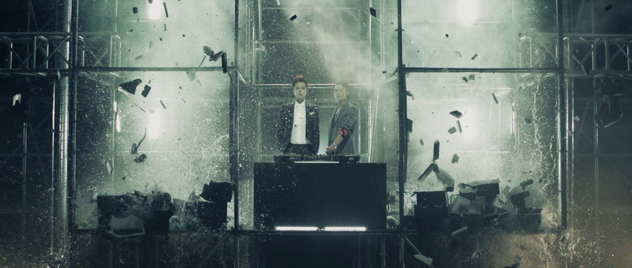 Raining on the Dance floor – TeamH