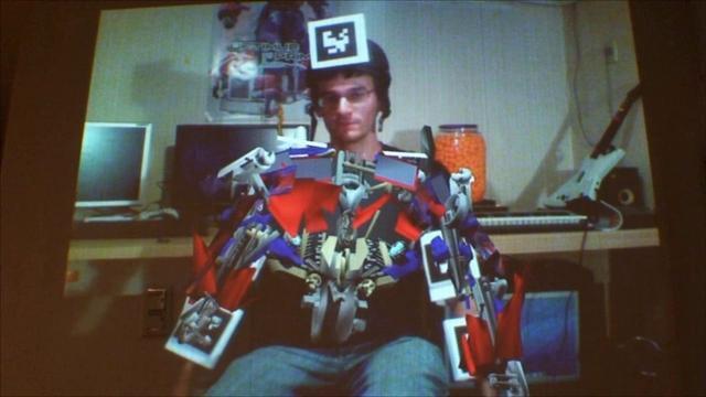Transformer AR