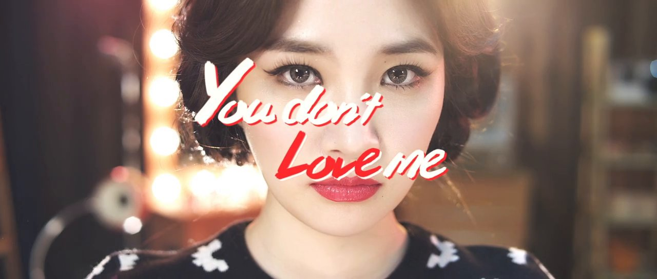 You don't Love me – SPICA